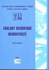 Dušek, D.: Základy oceňování nemovitostí - 3. vydání