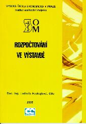 Hačkajlová, L.: Rozpočtování ve výstavbě