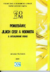Šantrůček, J.: Pohledávky, jejich cese a hodnota - 2. vydání